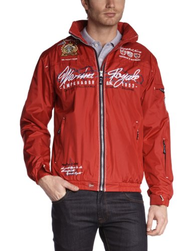 Geographical Norway Catawa - Blouson - Manches longues - Homme Rouge (Red)