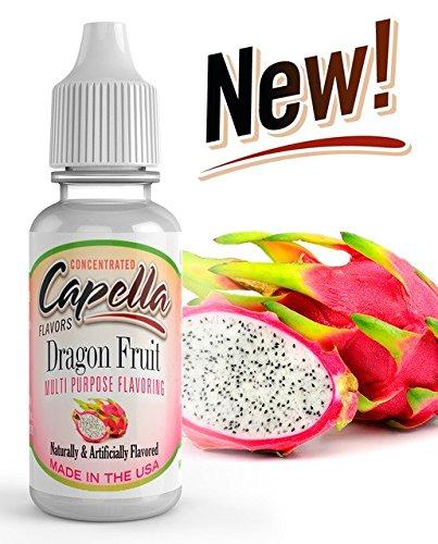 Preisvergleich Produktbild Dragon Fruit - Capella Aroma 13ml