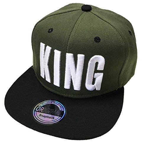 TRVPPY Partner Snapback Cap MR RIGHT /& MRS ALWAYS RIGHT mister misses king queen