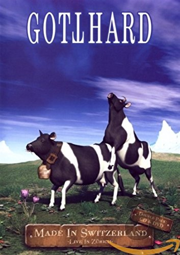 Gotthard - Made In Switzerland Live ( DVD + CD)