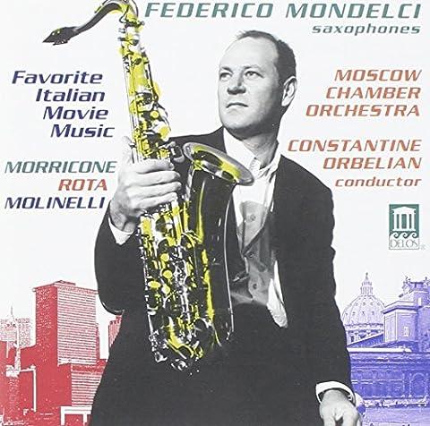 Favorite Italian Movie Music [Import allemand]