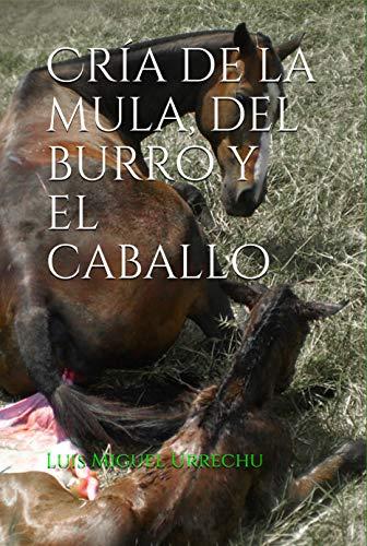 Cría de la mula, del burro y el caballo