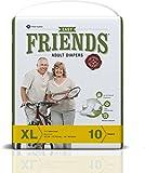 Friends Adult Diaper (Basic) - Extra Lar...