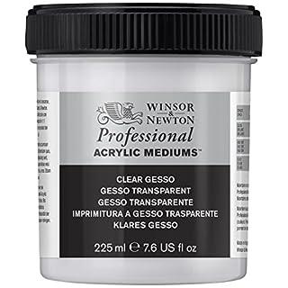 Winsor & Newton 237ml Acrylic Clear Gesso