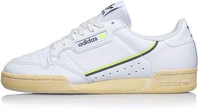 Adidas Continental 80 EF5992 Cloud White Grey Four Signal Green