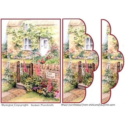Rose Cottage smerlato strato di anteriore by Susan Murdoch