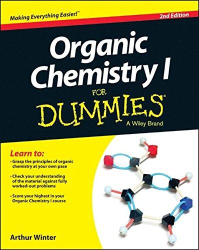 Organic Chemistry I For Dummies(R)