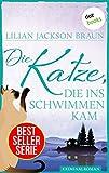 Die Katze, die ins Schwimmen kam - Band 24: Die Bestseller-Serie