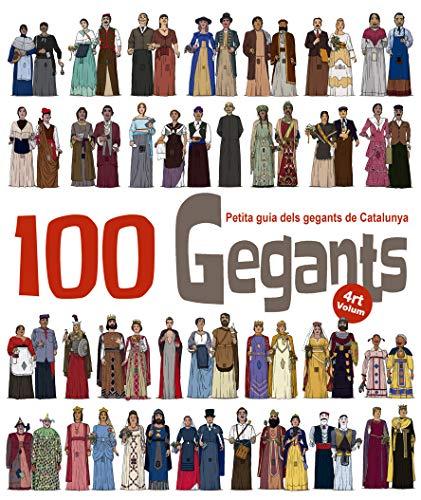 Expositor Cultura Popular - El Cep i la Nansa edicions: 100 Gegants. Volum 4. Petita Guia dels Gegants de Catalunya: 11 (Figures de Festa)
