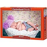Castorland C-102730-2 - Little Miracle in Pom Poms, Puzzle 1000-Teilig