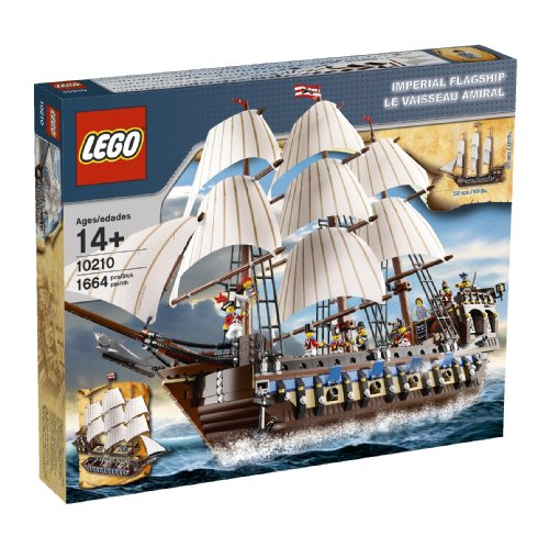 flying dutchman lego LEGO 10210 - Segelschiff