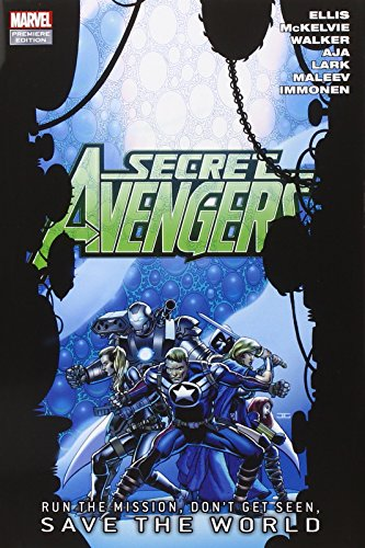 Secret Avengers Run Mission Dont Get Seen Save World