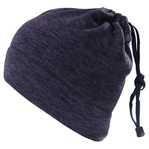 Fvino Warme Mütze, Outdoor, Winddicht Strickmützen, bequem für den Alltag von Männern&Frauen Hut, Reiten Hut, Laufen, Camping, Klettern, Angeln, Wandern Mütze