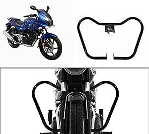 Speedwav Bike Safety Leg Guard BLACK-Bajaj Pulsar 220 DTS BLACK-i