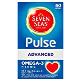 Pulse Triomega Fish Oils 60 Kapseln