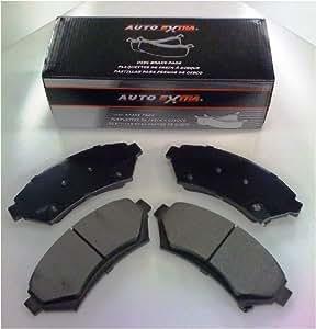 AUTOEXTRA FRICTION AXMD184 SEMI-MET PADS