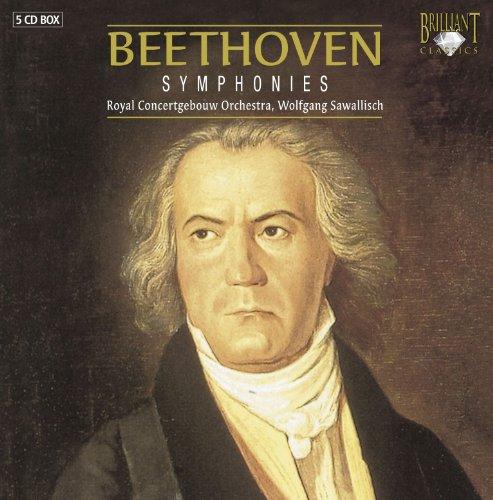 Beethoven: Sinfonien 1-9,5-CD