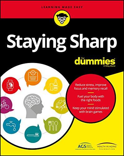 Téléchargement gratuit de livres en ligne pdf Staying Sharp For Dummies PDF