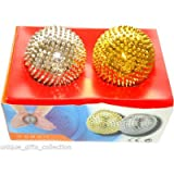 #10: Acupressure Health Care System Magnetic Ball - Set Of 2