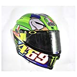 AGV Pista GP R Mugello 2017 Valentino Rossi Limited Edition Helm ML (59/60)