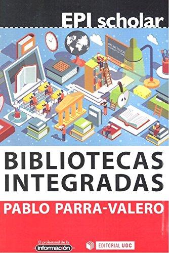 Bibliotecas integradas por Pablo Parra Valero