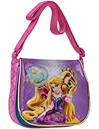 Disney 7575401 Rapunzel Bandolera Infantil, Morado