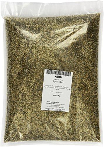 Eder Gewürze - Spanferkel Gewürzmischung - 1 kg, 1er Pack (1 x 1 kg)