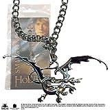 Hobbit Drache Smaug Kette aus Teil 2 Desolation of Smaug lizenziert Fan Geschenk