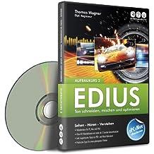 Edius - Aufbaukurs 2 - Ton schneiden, mischen und optimieren