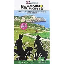 El Camino del Norte: El Camino de Santiago de la Costa en bicicleta: 25 (Bici:map)