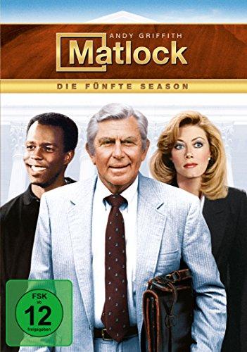 Matlock - Season 5 [6 DVDs]