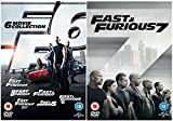 The Complete Fast and Furious 1-7 DVD Movie Collection: The Fast and the Furious 1, 2 Fast 2 Furious, Fast and Furious 3: Tokyo Drift, Fast and Furious 4, Fast and Furious 5, Fast and Furious 6, Fast and Furious 7 + Extras by Vin Diesel