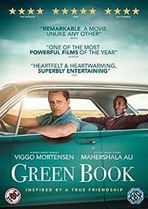 Green book blu ray dvd