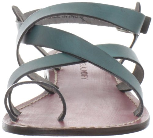Chinese Laundry Aasha Femmes Cuir Sandale Seagreen