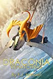 Front cover for the book Draconia: Rehatching by F. J. Hansen