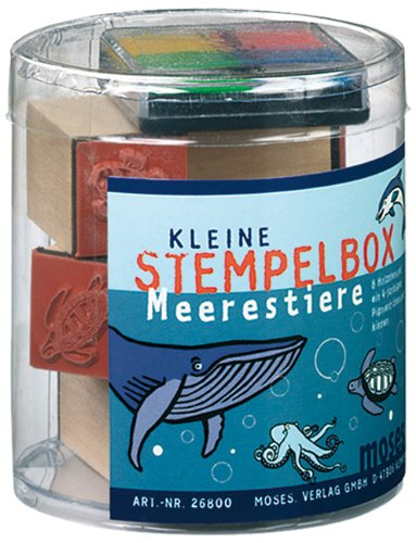 Moses-26800-Stempelbox-Meerestiere