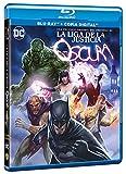 La Liga De La Justicia Oscura Blu-Ray [Blu-ray]