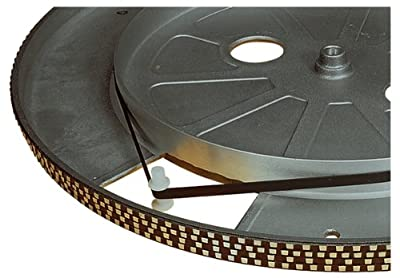 REPLACEMENT TURNTABLE RECORD PLAYER DRIVE BELT 210mm