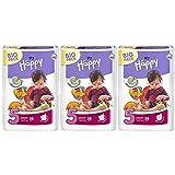 Bella Baby Happy Junior Windeln Gr. 5 Monatsbox 12-25kg Sparpack (3x58 = 174 Stk.)