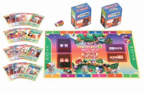 Starten Sie leben Reihe von Wald Mirufi Karte Animal Crossing: Wild World Animal Crossing Kontakt (Japan Import / Das Paket und das Handbuch werden in Japanisch) (Animal Crossing Spielen Karten)