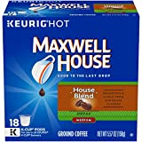 Maxwell House Caf Collection Coffee, Decaf K-Cups, 5.57 oz