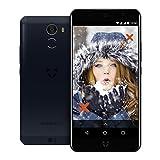 "Wileyfox Swift 2 X 32GB with 3GB RAM 5.2"" FHD (Dual SIM 4G) SIM-Free Smartphone Android Nougat 7.1.2 - Midnight"