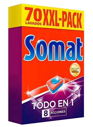 Somat Todo 1 Pastillas Lavavajillas - 70
