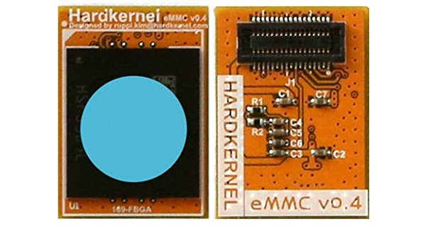 128GB eMMC Module ODROID-XU4 Linux(Blue): Amazon co uk: Computers