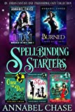 Spellbinding Starters: An Urban Fantasy and Paranormal Cozy Collection (English Edition)