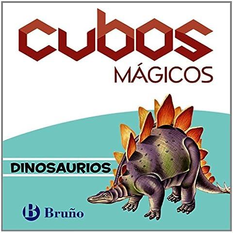 Cubos Mágicos. Dinosaurios (Castellano - Bruño - Mis Estuches)