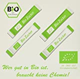 Bistrotea Bistrozucker, 5er Pack (5 x 70 Sticks á 3,6 g) - Bio