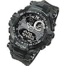 [LAD WEATHER] Reloj militar de 200 m resistente al agua/al aire libre