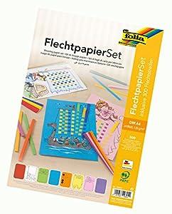 Folia 70251Papel para manualidades, multicolor , Modelos/colores Surtidos, 1 Unidad