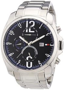 Reloj Tommy Hilfiger 1790831 de cuarzo para hombre con correa de acero inoxidable, color plateado de Tommy Hilfiger Watches